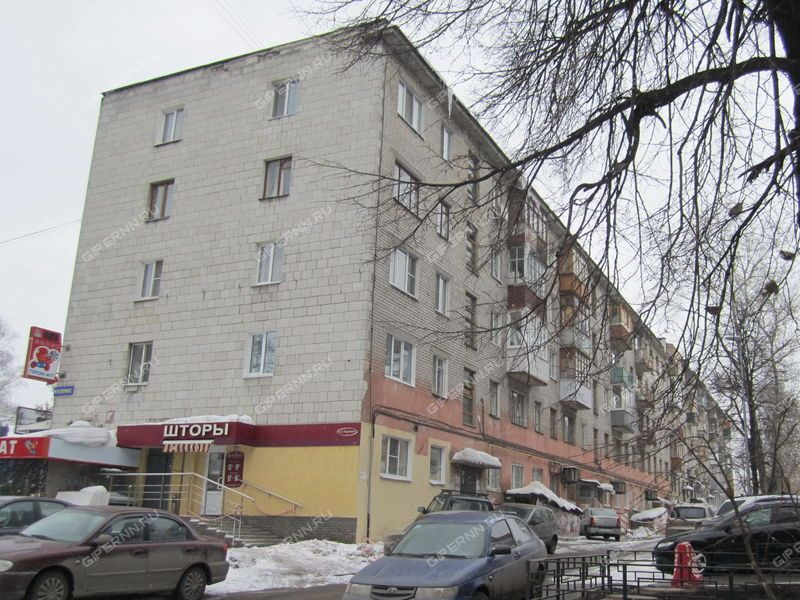 двухкомнатная квартира на улице Большая Покровская дом 93