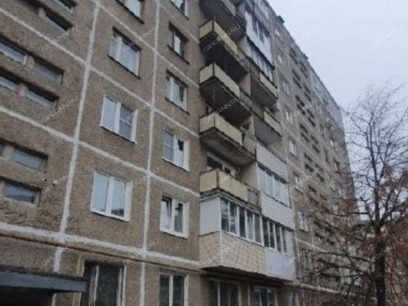 двухкомнатная квартира на Полевой улице дом 4 город Кстово
