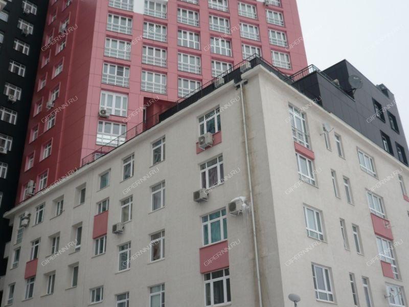 улица Германа Лопатина, 12 к1 фото