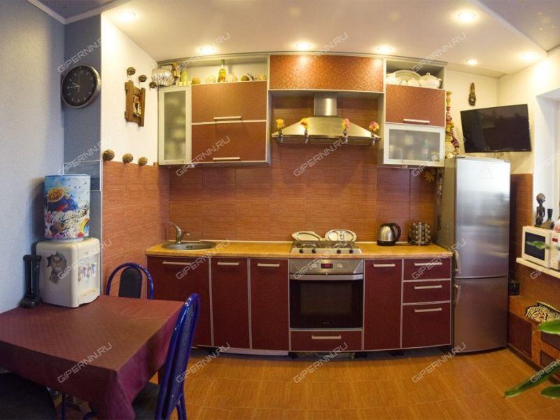 однокомнатная квартира на набережной Волжская дом 8