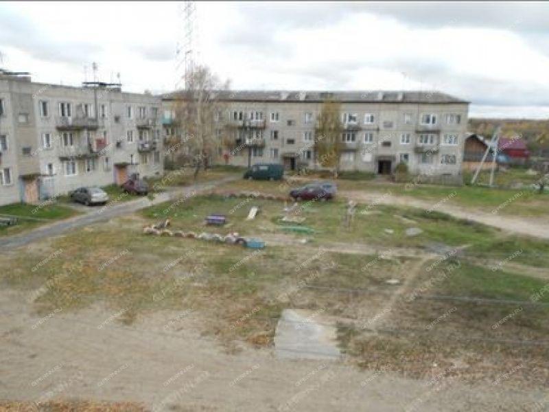 трёхкомнатная квартира на улице Школьная дом 1 деревня Плотинка