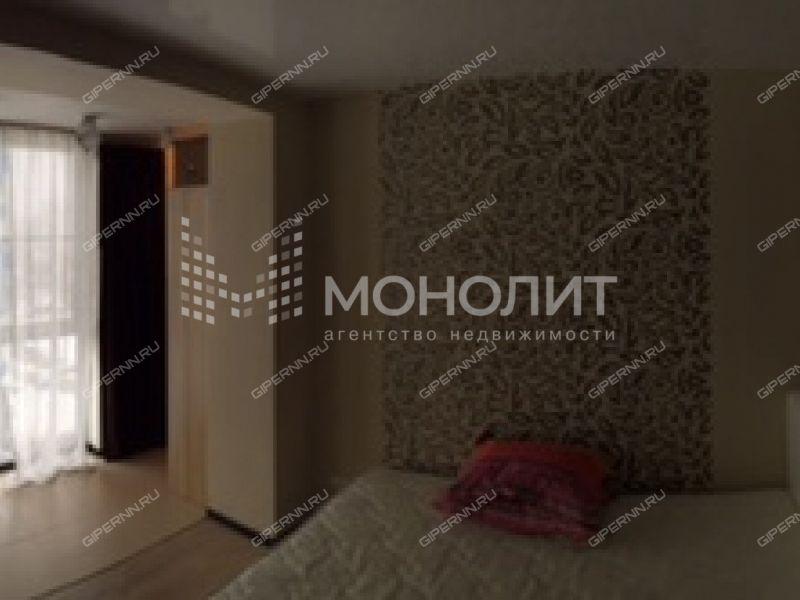 однокомнатная квартира на улице Вятская дом 7