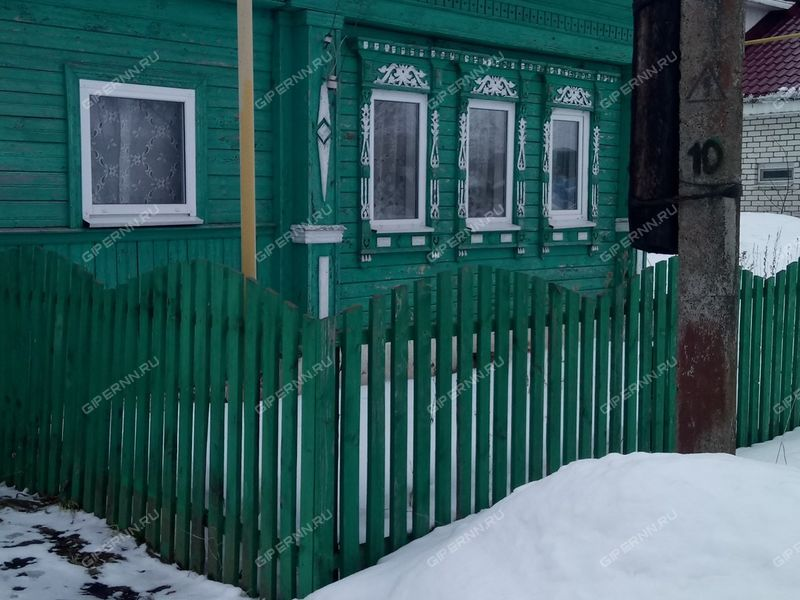 дом на улице Дорожная деревня Кудрёшки