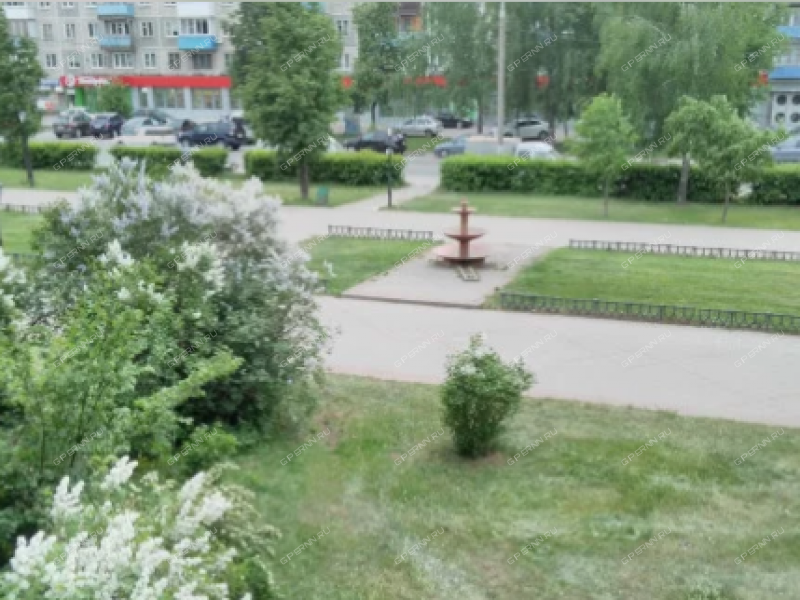 однокомнатная квартира на улице Ивана Чугурина дом 1