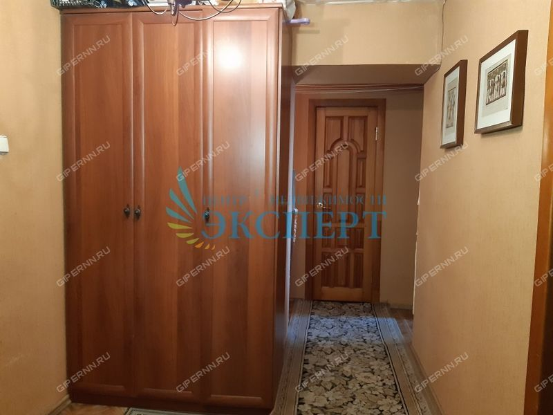 двухкомнатная квартира на улице Маршала Голованова дом 37а