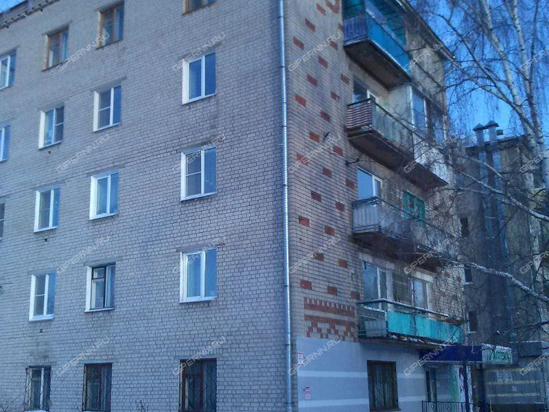 трёхкомнатная квартира на Интернациональной улице дом 39 город Бор