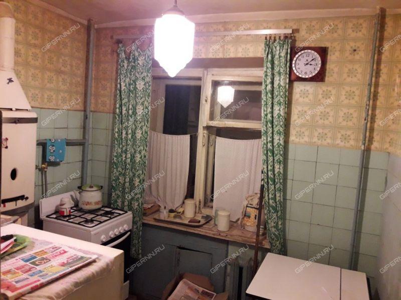 однокомнатная квартира на улице Парковая дом 12 город Арзамас