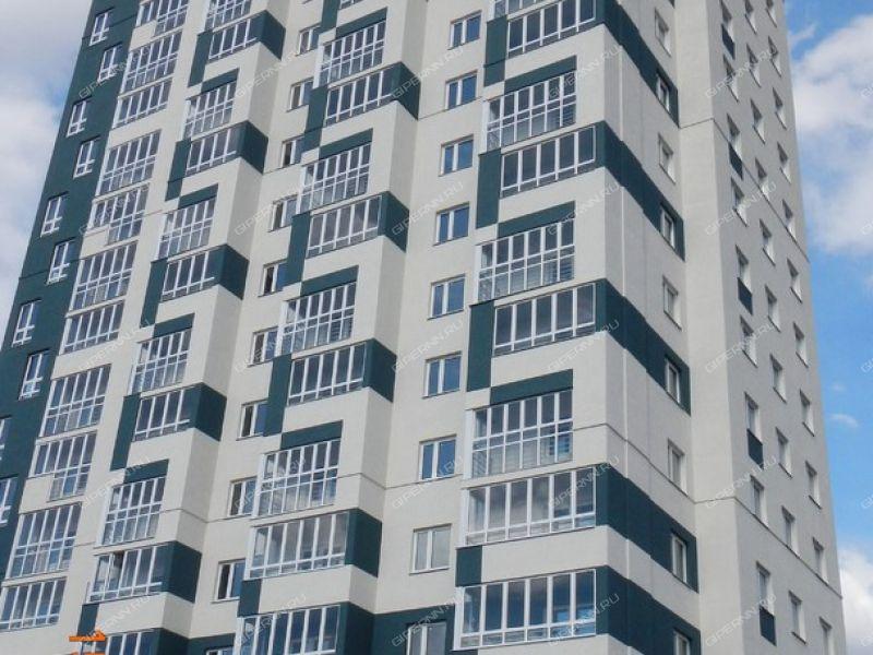 трёхкомнатная квартира на проспекте Кораблестроителей дом 1а