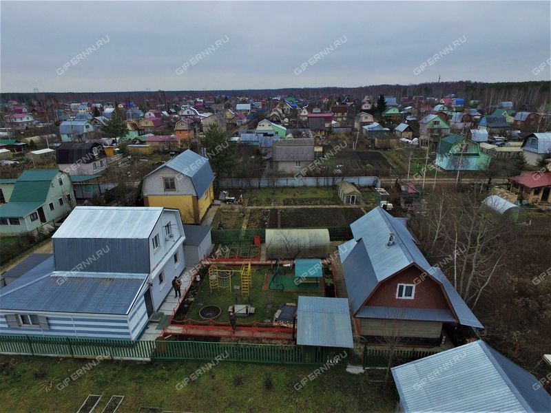 дом на ул Ромашковая рабочий посёлок Большое Козино