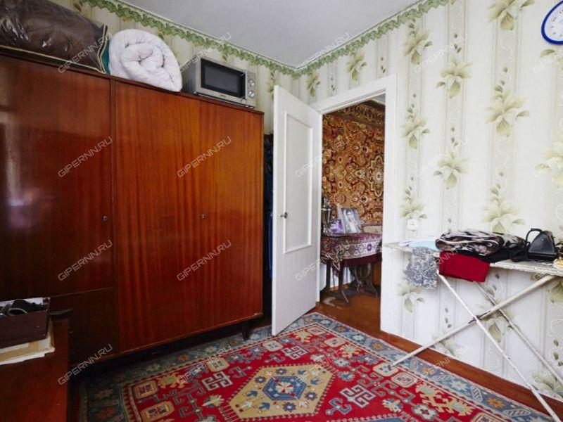 трёхкомнатная квартира на улице Тихорецкая дом 11