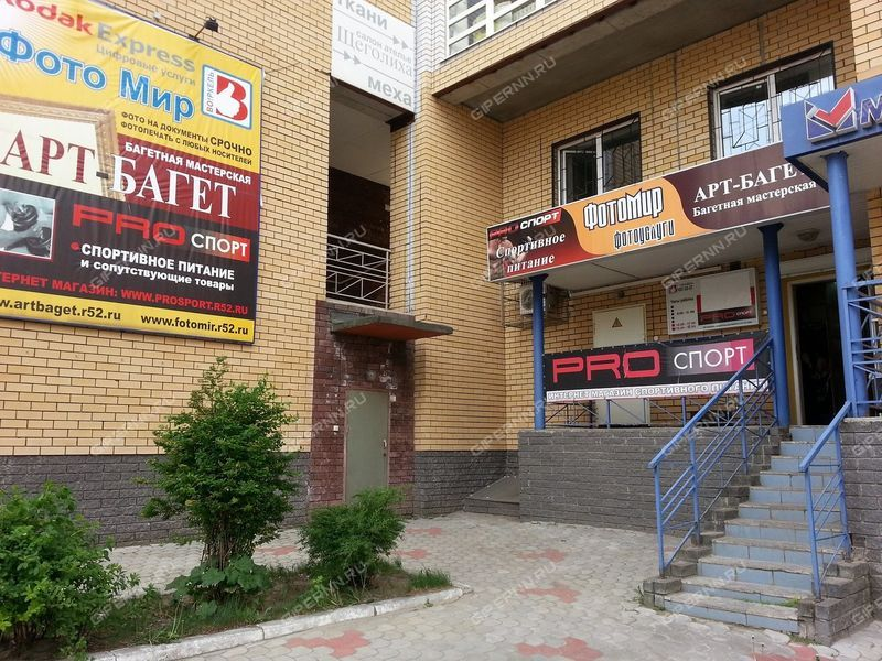 готовый бизнес встроенное помещение в Нижегородском районе Нижнего Новгорода