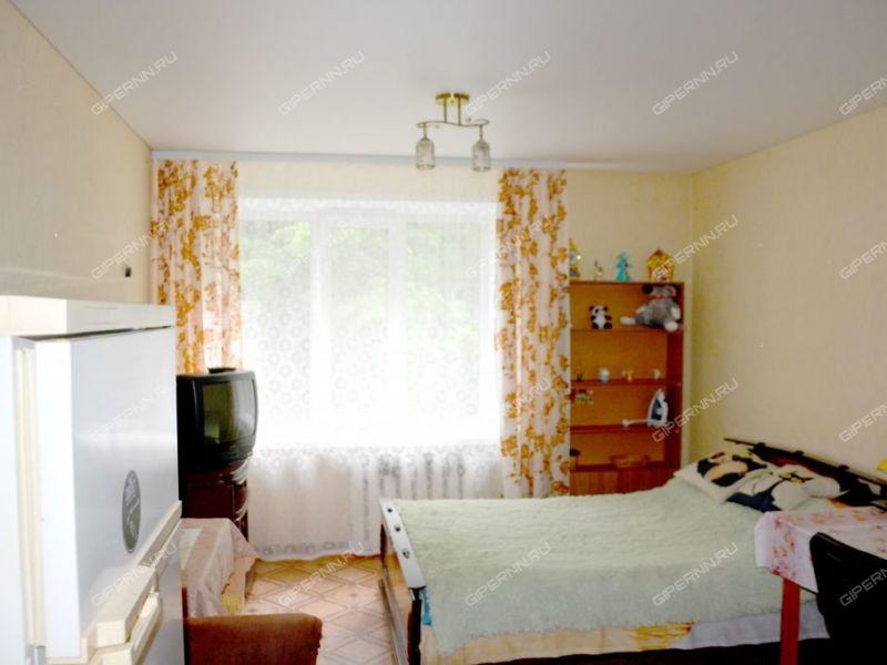 комната в доме 10 на улице Вольская
