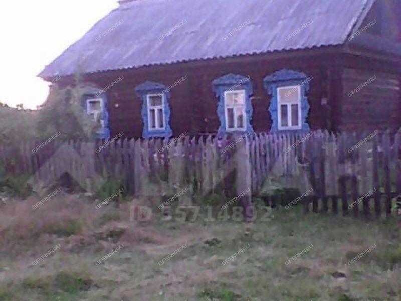 дом на улице Добролюбова посёлок Красный Яр
