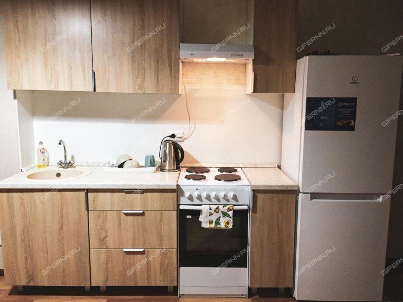 однокомнатная квартира на проспекте Ленина дом 63
