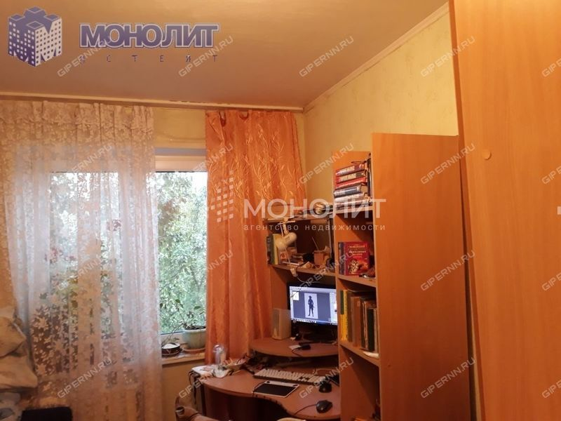 четырёхкомнатная квартира на улице Баренца дом 22