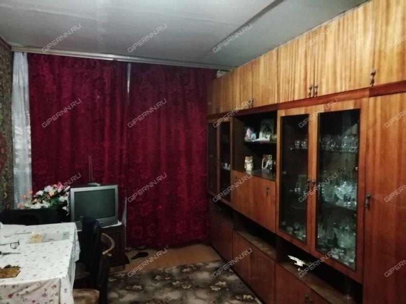 двухкомнатная квартира на улице Школьная дом 21 посёлок Ждановский