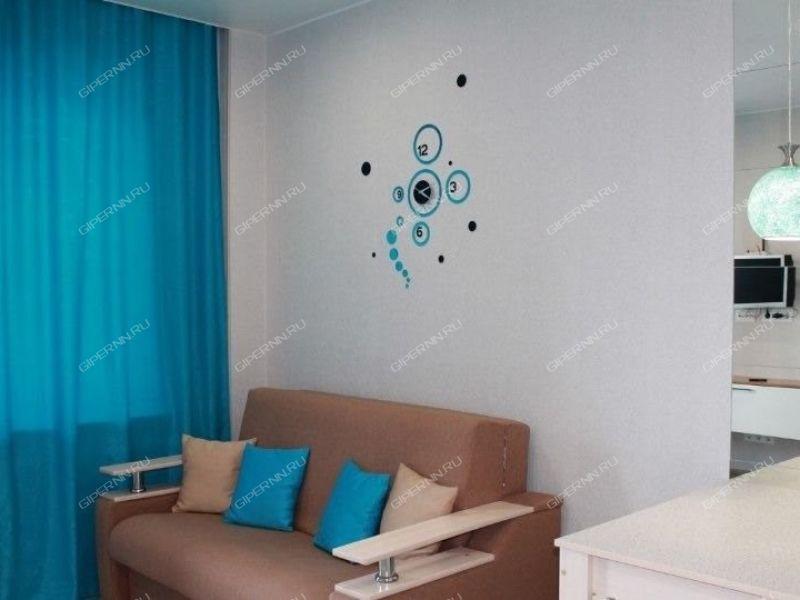 квартира-студия на проспекте Гагарина дом 101 к2