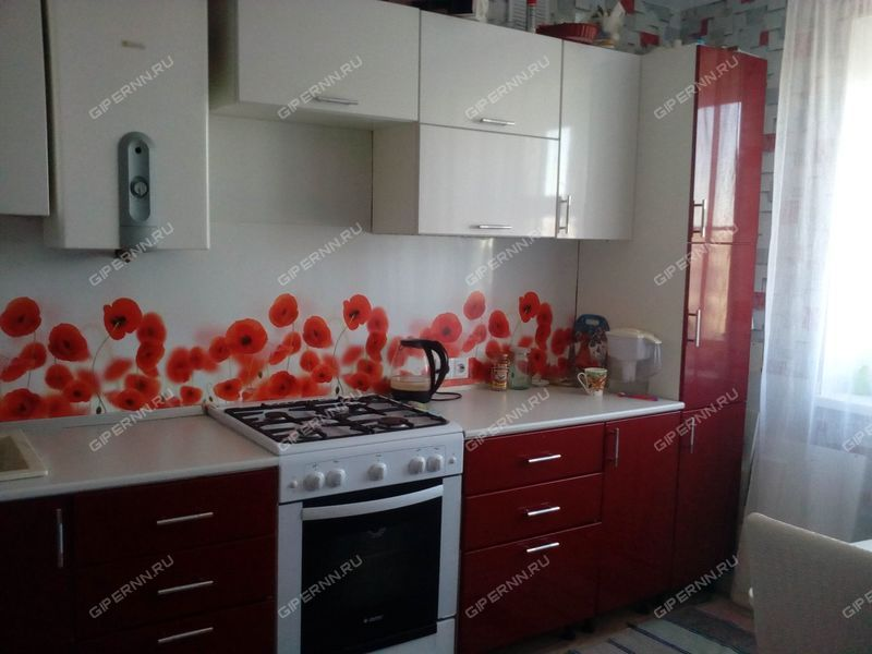 двухкомнатная квартира на улице Школьная дом 54 посёлок Ждановский