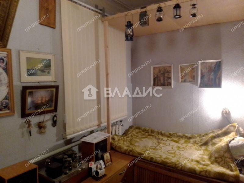 двухкомнатная квартира на улице Юпитерская дом 12