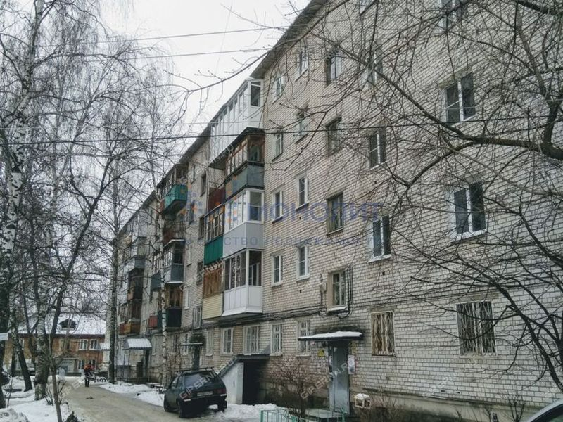 трёхкомнатная квартира на улице Василия Иванова дом 47