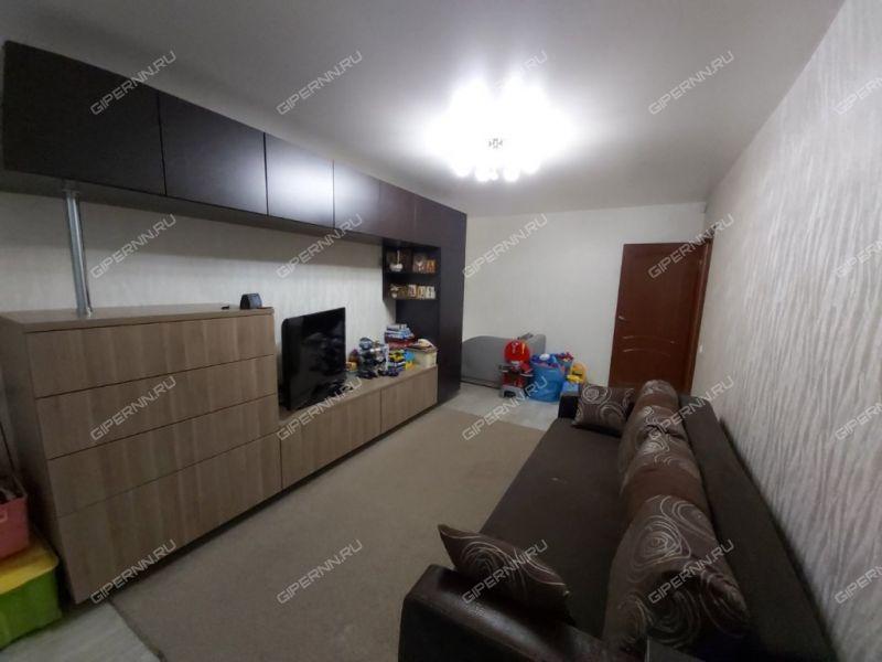 двухкомнатная квартира на улице Маршала Воронова дом 6