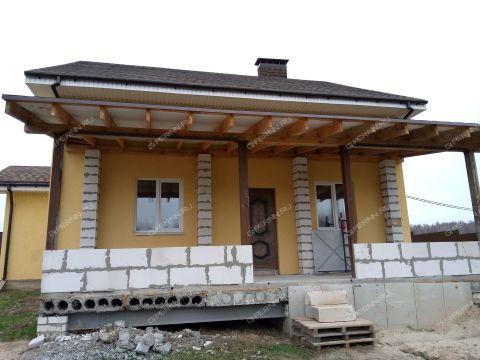 kottedzh-derevnya-novaya-vladimirovka-dalnekonstantinovskiy-rayon фото