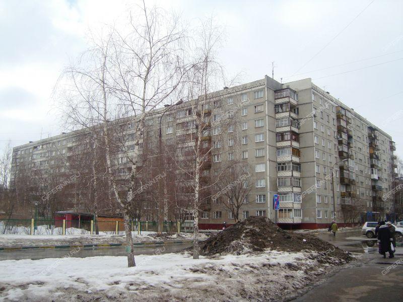 однокомнатная квартира на улице Комсомольская дом 44