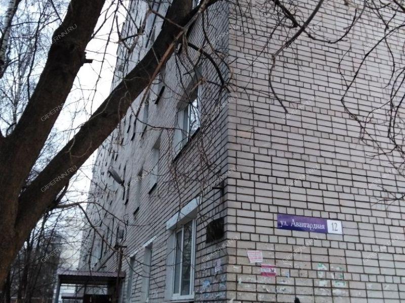трёхкомнатная квартира на улице Авангардная дом 12