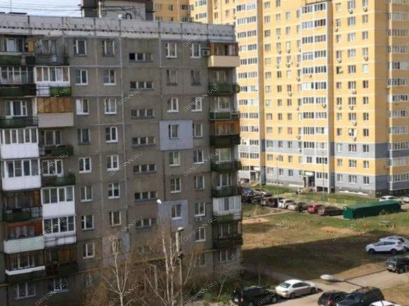трёхкомнатная квартира на улице Сергея Акимова дом 57