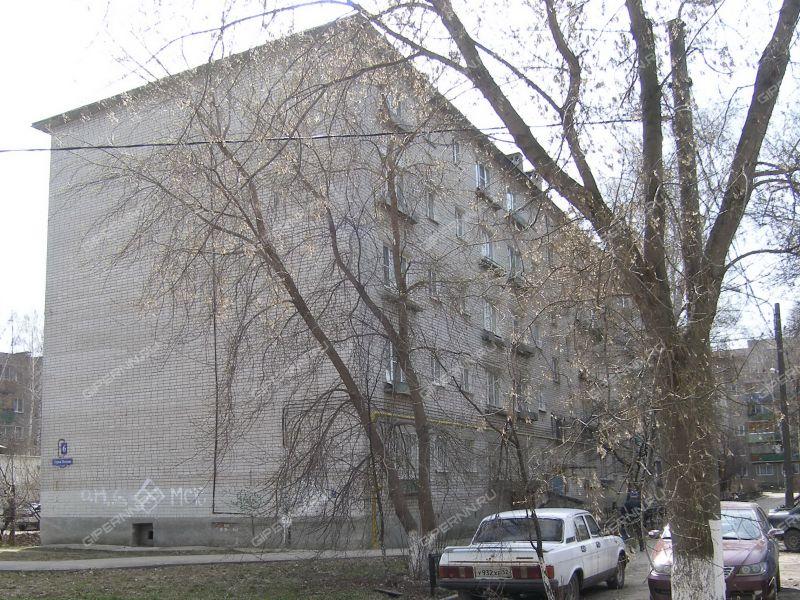 однокомнатная квартира на улице Героя Попова дом 6
