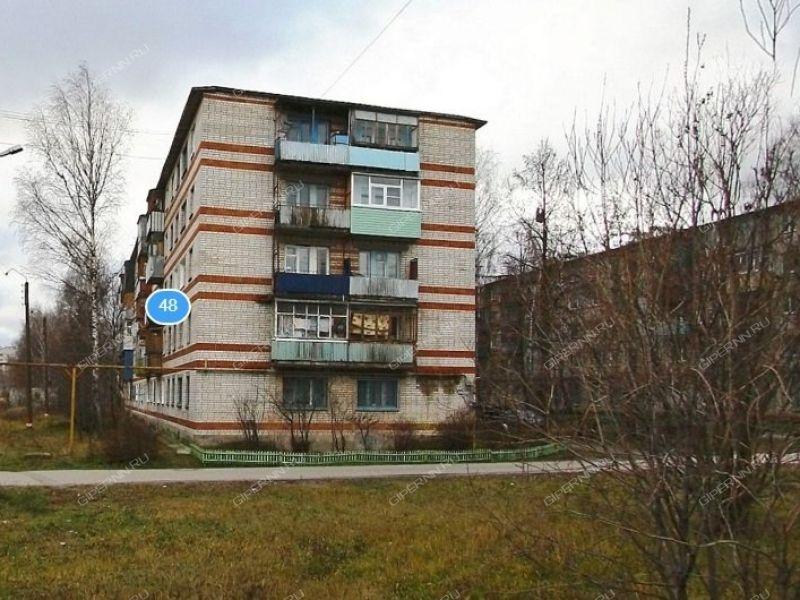 однокомнатная квартира на проспекте Дзержинского дом 48 город Заволжье
