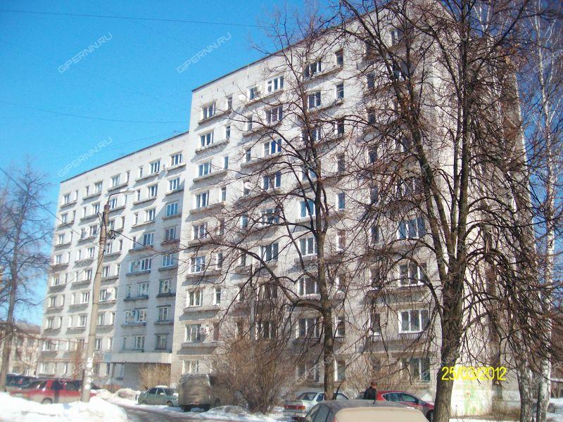 однокомнатная квартира на улице Панфиловцев дом 13