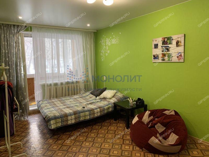 двухкомнатная квартира на улице Верхне-Печёрская дом 1 к1