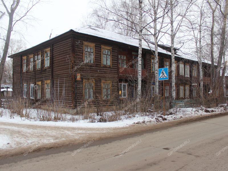 однокомнатная квартира на улице Усиевича дом 12