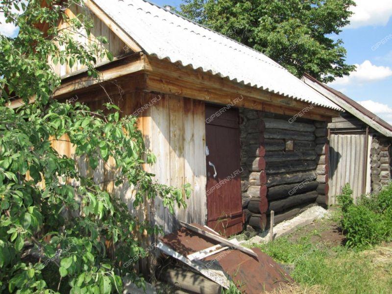 дом на улице Советская село Васильев Враг