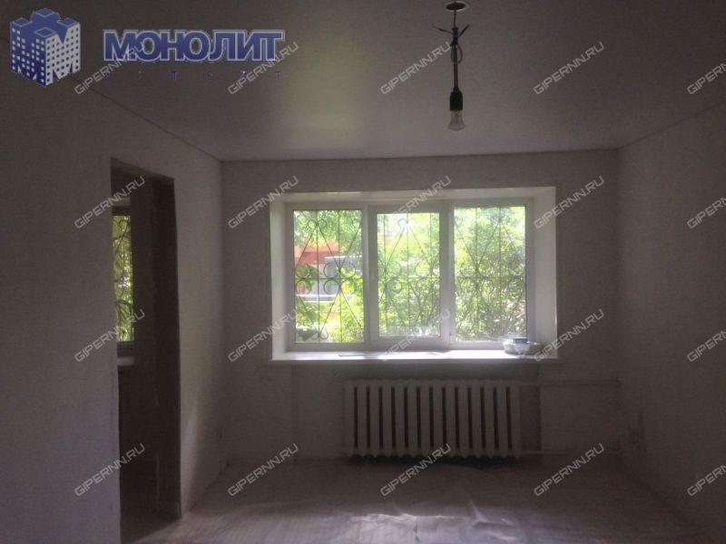 двухкомнатная квартира на улице Батумская дом 1а