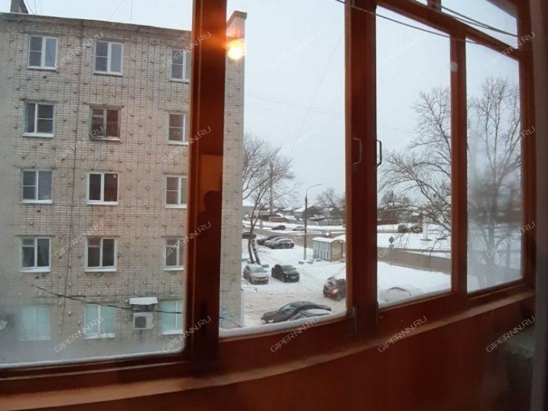 двухкомнатная квартира на улице 40 лет Октября дом 27 город Кстово