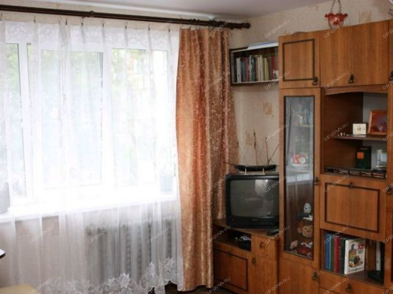 однокомнатная квартира на улице Энгельса дом 39 город Балахна