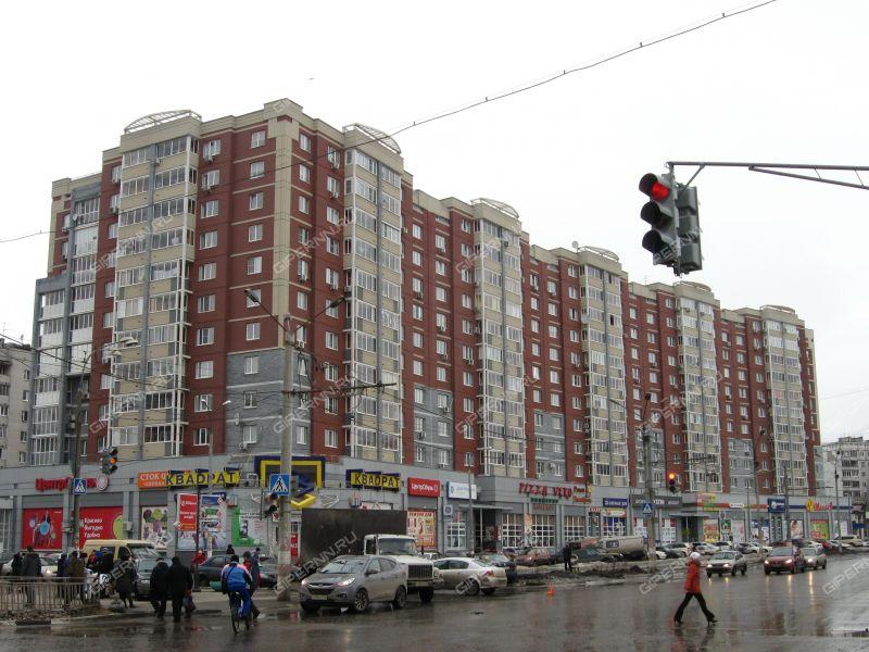 двухкомнатная квартира на улице Плотникова дом 5