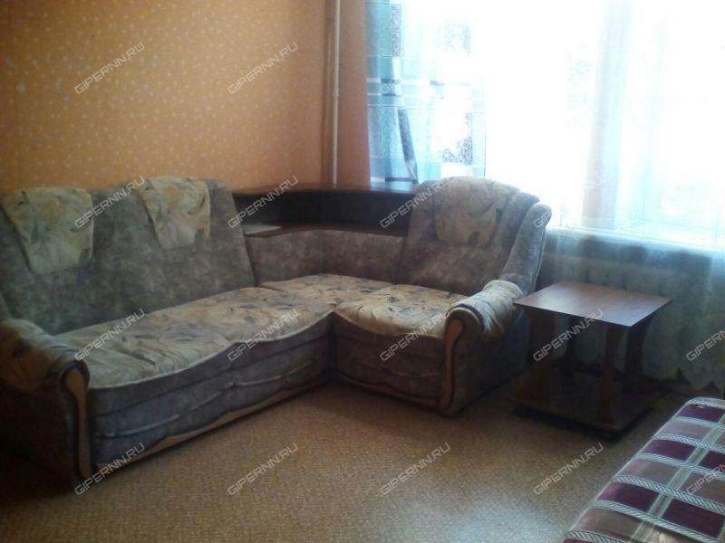 однокомнатная квартира на сутки на улице Студенческая дом 19