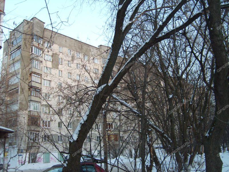 улица Бориса Корнилова, 8 фото