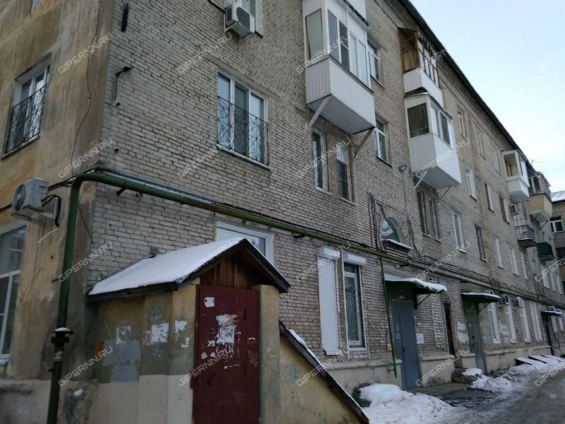 трёхкомнатная квартира на улице Гастелло дом 10/15 город Дзержинск