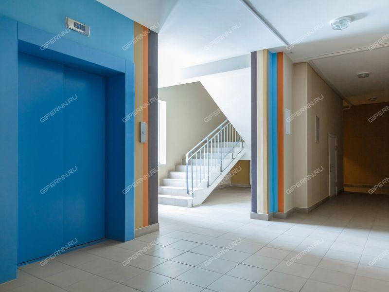 трёхкомнатная квартира в новостройке на улица Глеба Успенского, дом №5