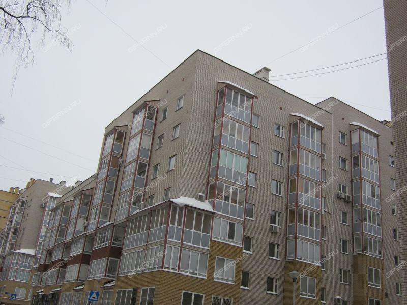 двухкомнатная квартира на улице Невзоровых дом 47